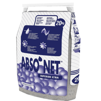 Industrial absorbent for general use - 20kg bag