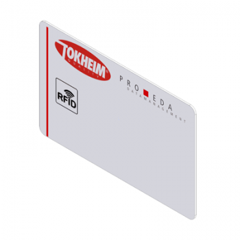 LEGIC Card Tokheim